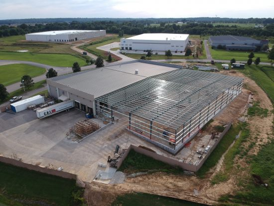 Torsion Plastics facility expansion